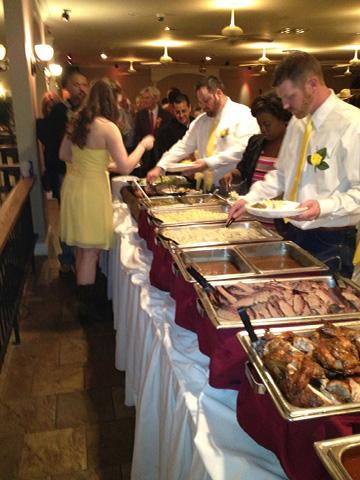 BBQ Catering Service Grand Prairie TX